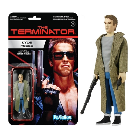 Funko ReAction: Terminator - Kyle Reese Action Figure