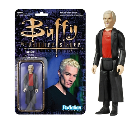 Funko ReAction: Buffy the Vampire Slayer - Spike Action Figure