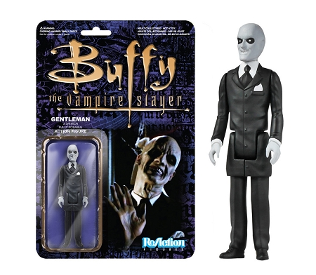 Funko ReAction: Buffy the Vampire Slayer - The Gentleman Action Figure