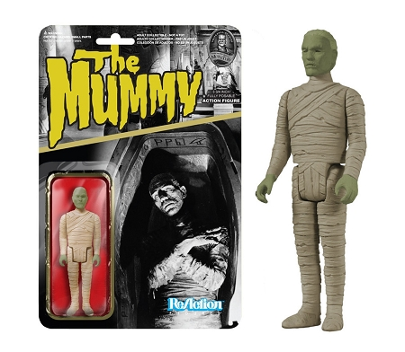 Funko ReAction: Universal Monsters - Mummy Action Figure
