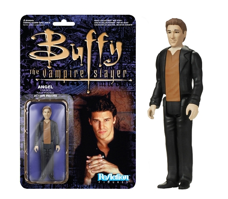 Funko ReAction: Buffy the Vampire Slayer - Angel Action Figure