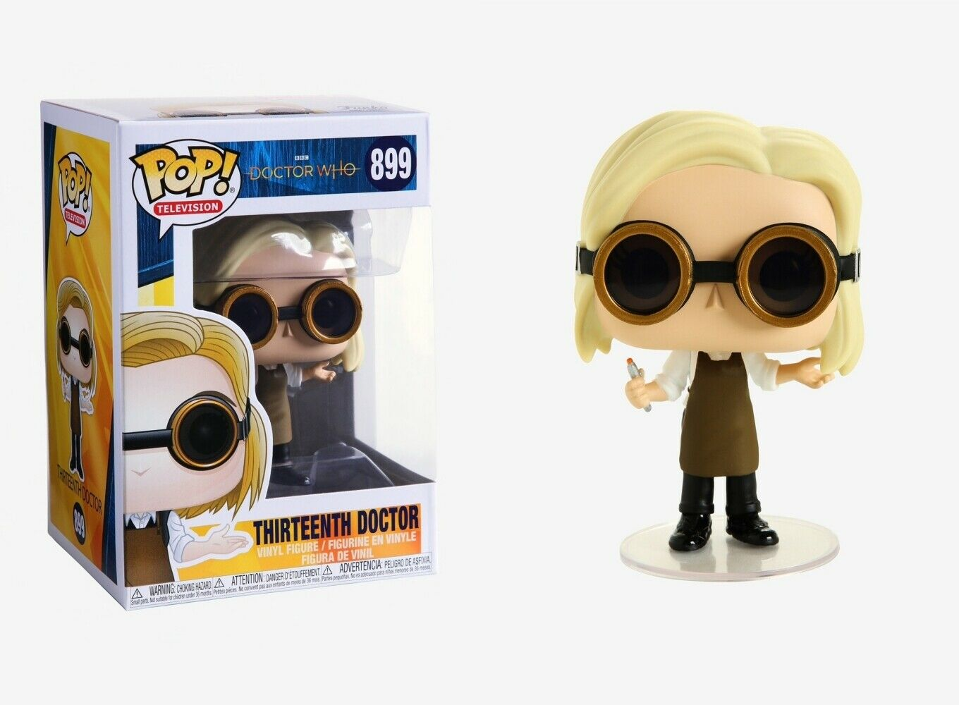 POP! Television: Doctor Who - Thirteenth Doctor Vinyl Figure #899