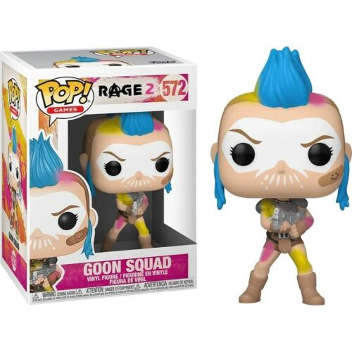 POP! Games: Rage 2 - Goon Squad Vinyl Figure #572