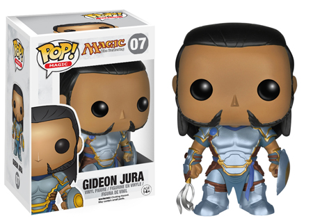POP! Games: Magic The Gathering - Gideon Jura Vinyl Figure #7