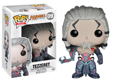 POP! Games: Magic The Gathering - Tezzeret Vinyl Figure #9