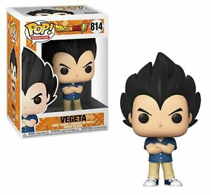 POP! Animation: Dragon Ball Super - Vegeta Vinyl Figure #814