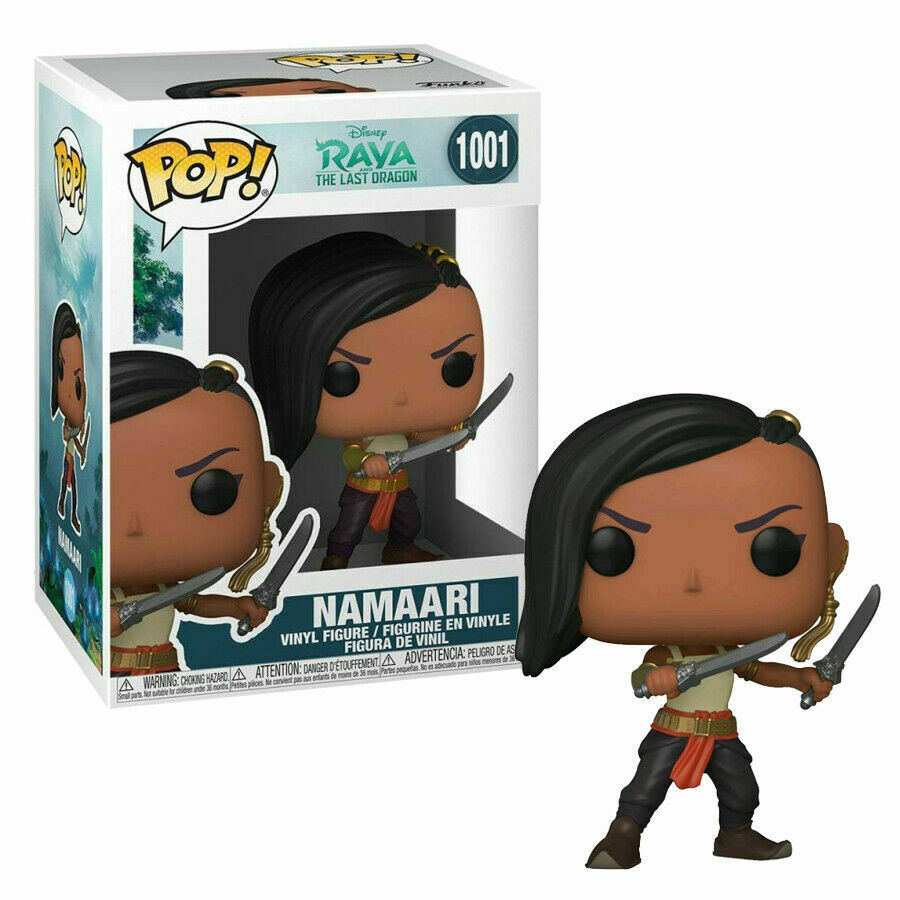 POP! Disney: Raya and The Last Dragon - Namaari Vinyl Figure #1001