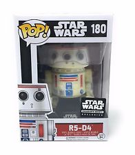POP! Star Wars: R5-D4 Vinyl Bobblehead Figure #180 (Smuggler's Bounty Exclusive)