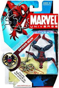 Marvel Universe: Series 5 - Spider-Man 3.75