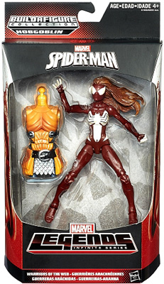 Marvel Infinite Series: Spider-Woman 6