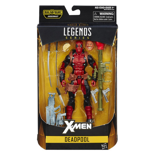 Marvel Legends: Deadpool 6