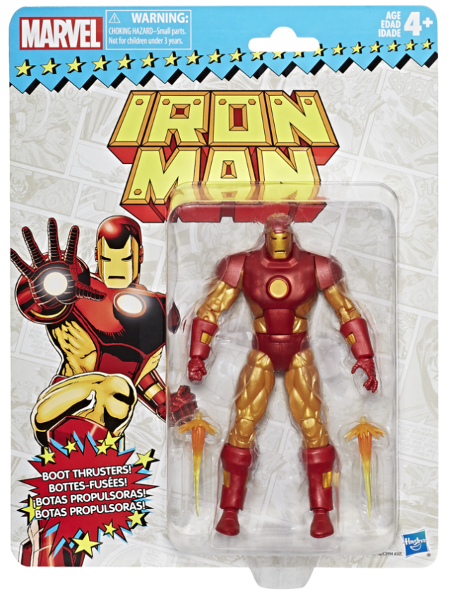 Marvel Legends: Vintage Series - Iron Man 6