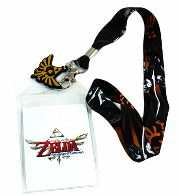 The Legend of Zelda Lanyard