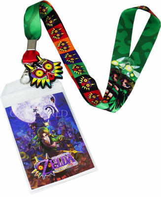 Legend of Zelda: Majora's Mask Lanyard