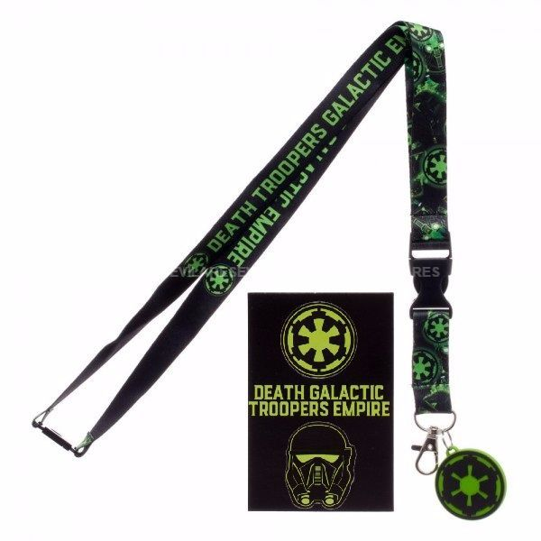 Star Wars: Death Troopers Galactic Empire Lanyard