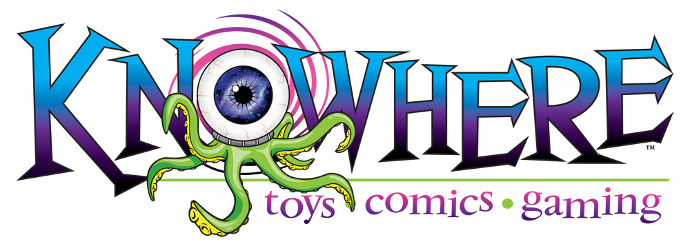 Knowhere Toys, Comics & Gaming