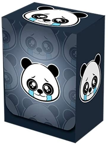 Legion: Deck Box Card Sleeves - Sad Panda