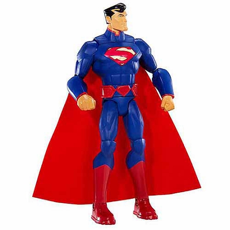 Mattel DC Total Heroes: Superman 6