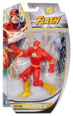 Mattel DC Total Heroes: The Flash 6