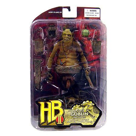 Hellboy 2: The Golden Army - Series 2 Goblin Action Figure