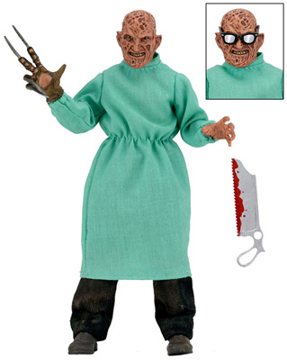 NECA Nightmare on Elm Street: Surgeon Freddy 8