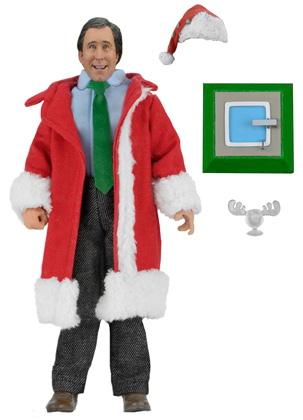 NECA National Lampoon's Christmas Vacation: Santa Clark 8