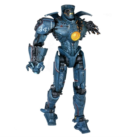 NECA Pacific Rim: Anchorage Attack Jaeger Gipsy Danger Action Figure