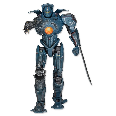 NECA Pacific Rim: Series 6 - Reactor Blast Gipsy Danger 7