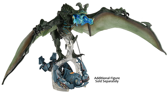 NECA Pacific Rim: Ultra Deluxe Kaiju Flying Otachi 7