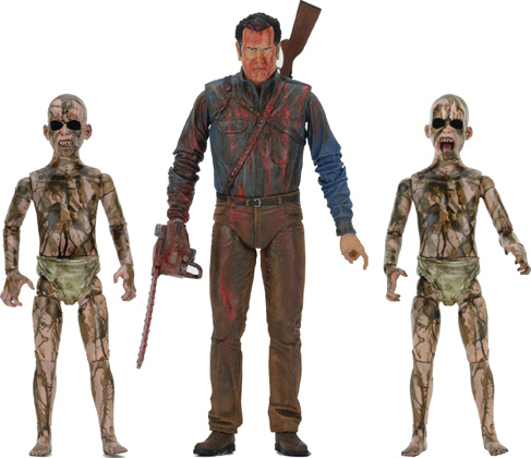 NECA Ash vs. Evil Dead: Bloody Ash vs. Demon Spawn 7