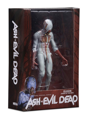 NECA Ash vs Evil Dead: Eligos (Demon of the Mind) 7