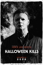Halloween Kills Poster (B) 11x17 Signed by Anthony Michael Hall