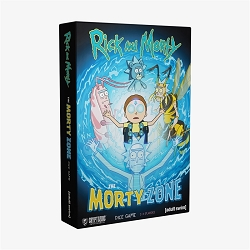 Rick and Morty: The Morty Dead Zone Dice Game