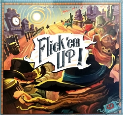 Flick 'Em Up! Board Game