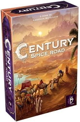 Plan B Games: Century Spice Road