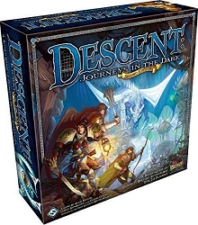 Descent: Journeys in the Dark Board Game 2nd Edition