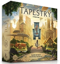Tapestry: A Civilization Game First Printing 24168/25000