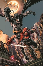 [Pre-Order] DC Comics - BATMAN URBAN LEGENDS #1 CVR B DAVID FINCH BATMAN RED HOOD VAR