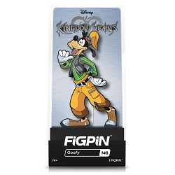 Kingdom Hearts - Goofy FiGPiN #148