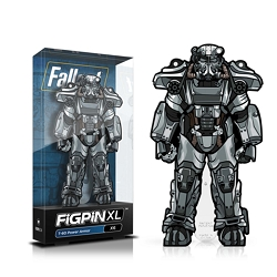 Fallout - T-60 Power Armor FiGPin XL #X6