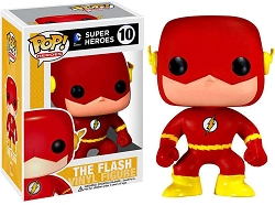 POP! Heroes: DC Comics - The Flash Vinyl Figure #10