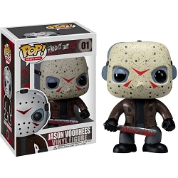 POP! Movies: Friday The 13th - Jason Voorhees Vinyl Figure #01