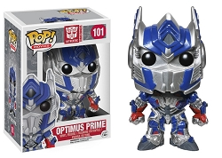 POP! Movies: Authentic Transformers - Optimus Prime Vinyl Figure #101