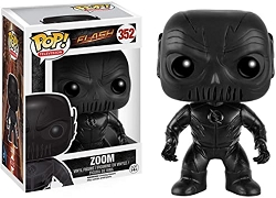 POP! Television: The Flash Faster Man Alive- Zoom Vinyl Figure #352