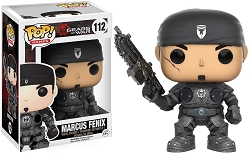 POP! Games: Gears Of War - Marcus Fenix Vinyl Figure #112