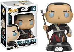 POP! Star Wars: Rogue One - Chirrut Imwe Vinyl Figure #140