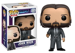 POP! Movies: John Wick Chapter 2 - John Wick Vinyl Figure #387
