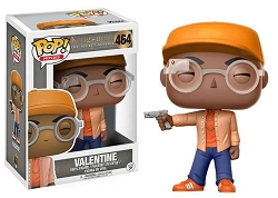 POP! Movies: Kingsman The Secret Service - Valentine Vinyl Figure #464