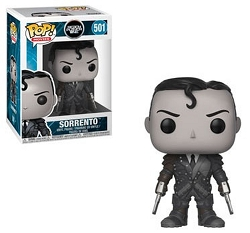 POP! Movies: Ready Player One - Sorrento Vinyl Figure #501
