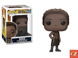 POP! Heroes: Marvel Black Panther - Nakia Vinyl Figure #277